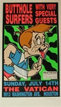 Butthole Surfers Poster - The Vatican