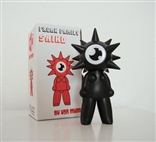 Saiko Freak Family Black Edition Vinyl Figure Von Murr