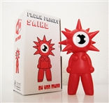Saiko Freak Family Red Edition Vinyl Figure Von Murr