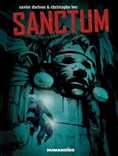Sanctum Hardcover Graphic Novel Xavier Dorison Humanoids
