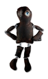 Baby Castaway Black Plush Figure by Glenda Rolle