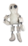 Baby Castaway White Plush Figure by Glenda Rolle