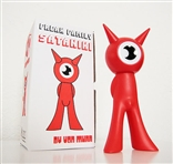 Sataniki Freak Family Red Edition Vinyl Figure Von Murr