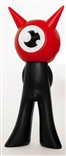Sataniki Red / Black Freak Family Bicolor Edition Vinyl Figure Von Murr
