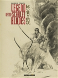 Legend of the Scarlet Blades Oversized Deluxe Limited Edition by Saverio Tenuta