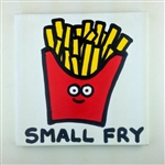 Small Fry Original Painting On Canvas By Artist Todd Goldman