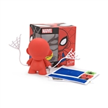 "Spider-Man Mini Munny 4"" DIY Designer Vinyl Figure by Kidrobot x Marvel"