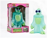 "STAKS 'Aqua Edition' 6"" Land of the Lost Sleestak Designer Vinyl Figure"