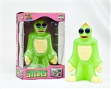 "STAKS 'GID Edition' 6"" Land of the Lost Sleestak Designer Vinyl Figure"