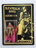 Suckadelic 10th Anniversary Suckrealm 6000 Gold Sucklord 72 Action Figure