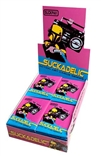 Full Case of the SUCKPAX Series 3 Trading Cards from Suckadelic