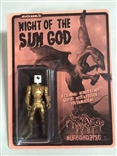 Night of the Sun God Action Figure Suckadelic Sucklord Signed Jesse Hernandez
