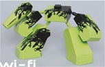 Mod:1 Wi-Fi Green / Black Version