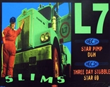 Taz L7 Original Silkscreen Rock Concert Poster Signed Numbered