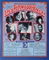The Ann Arbor Blues And Jazz Festival Original Concert Poster Gary Grimshaw