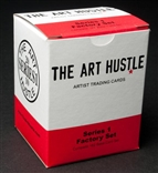 The Art Hustle Series 1 Trading Cards - Complete Factory Set