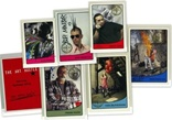 The Art Hustle 2010 SDCC Signed Set of Trading Cards