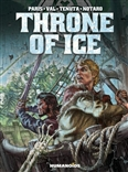 Throne Of Ice Hardcover Graphic Novel Alain Paris Humanoids
