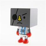 "Argentina To-Fu World Cup Football 2"" Designer Vinyl Figure by Devilrobots"