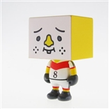 "Germany To-Fu World Cup Football 2"" Designer Vinyl Figure by Devilrobots"