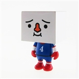 "Japan To-Fu World Cup Football 2"" Designer Vinyl Figure by Devilrobots"