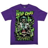 Wild Science (Purple) T-Shirt by The Wild Ones