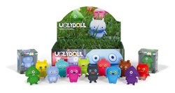 Ugly Dolls Action Figures Series 3 - Full Case of all 12