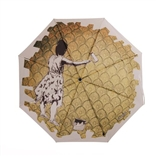 Cabaio Artist Edition Street Art Umbrella Series by Choke Urban Creation
