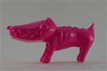 "Pink Chiko O.G. Waodog 3"" Sofubi Kaiju Japan Ultra Limited Edition Wao Dog Vinyl"