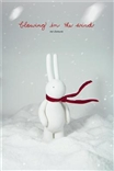 White Blowing in the Wind Petit Lapin Museum Designer Vinyl Figure Mr Clement