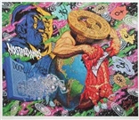 Nostradamus Print Robert Williams Lowbrow Art Poster Artist Robert Williams