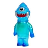 Zagarad Clear Blue Edition Kaiju Vinyl Figure by Le Merde