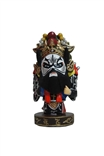 'Zhang Fei' (Figure G) Designer Resin Figure