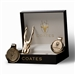 Coates Golf Designer Golf Umbrella - CreamCoates Golf Divot Tool Gift Set