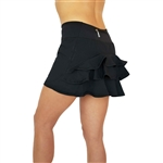FlirTee Ruffle Butt Golf Skirt