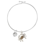 Dune Jewelry Beach Bangle - Crab
