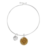 Dune Jewelry Beach Bangle - Round