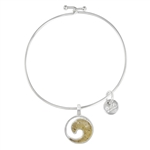 Dune Jewelry Beach Bangle - Wave