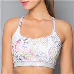 Denise Cronwall Edge Sport Bra Top
