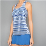 Denise Cronwall Nordica Racerback Tennis Dress