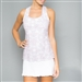 Denise Cronwall Sienna Racerback Tennis Dress