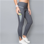 Denise Cronwall Inverted Pocket Wyn Heather Legging