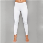Denise Cronwall White UV Block Legging