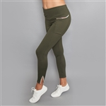Denise Cronwall Inverted Pocket Deco Legging
