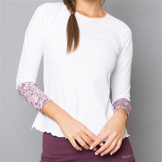 Denise Cronwall Long Sleeve Top