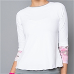 Denise Cronwall Wyn Long Sleeve Top