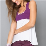 Denise Cronwall Layer Fitness Top