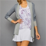 Denise Cronwall Cardigan - Grey