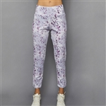 "Denise Cronwall 27"" Cropped Pant - Rhapsody Print"