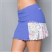 Denise Cronwall Edge Periwinkle Pocket Tennis Skort